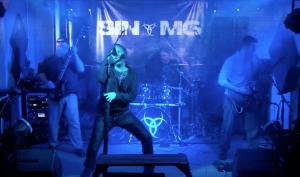 band blue rockin